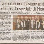 Cerca Volontari Nottola